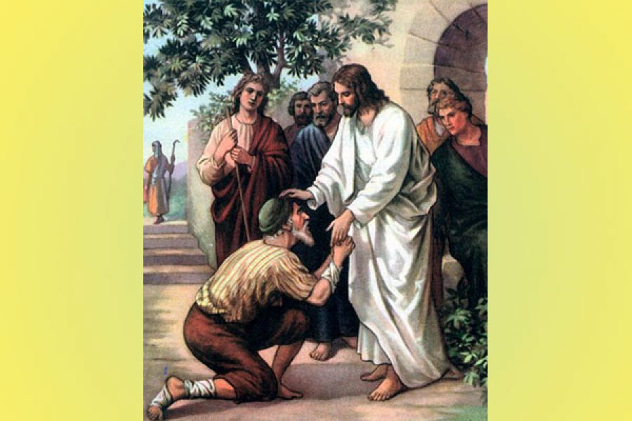 La vera Carità è compassione