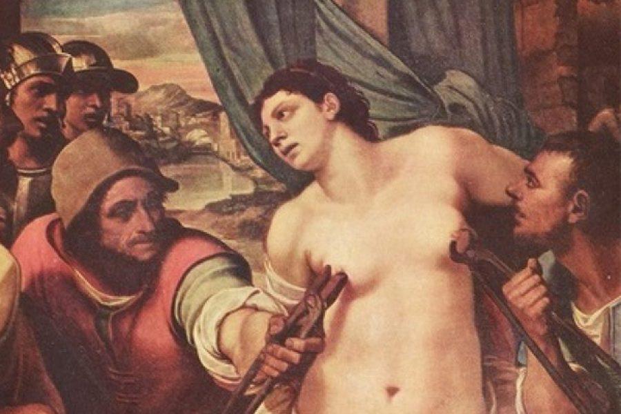 S.Agata - Nessuno ti può togliere il velo della consacrazione a Dio