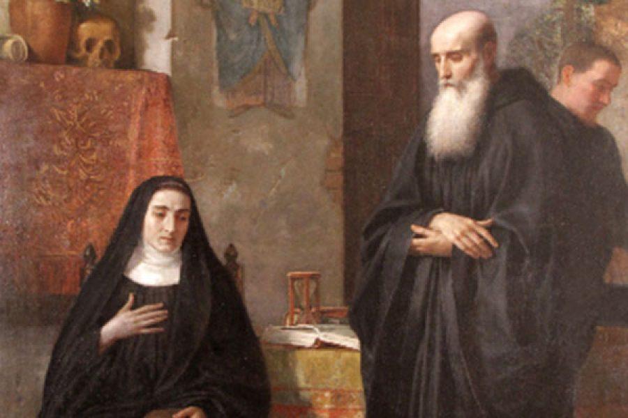 Santa Scolastica e la Fede nella potenza di Gesù