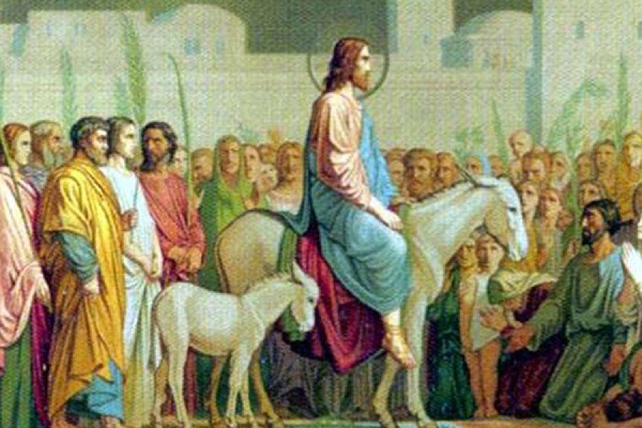 Domenica delle Palme - Gesù o Barabba? A noi la scelta