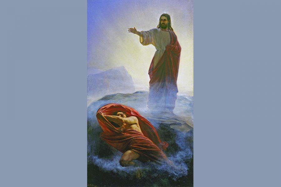 Solo gli umili incontrano Dio e riescono a vivere relazioni umane vere