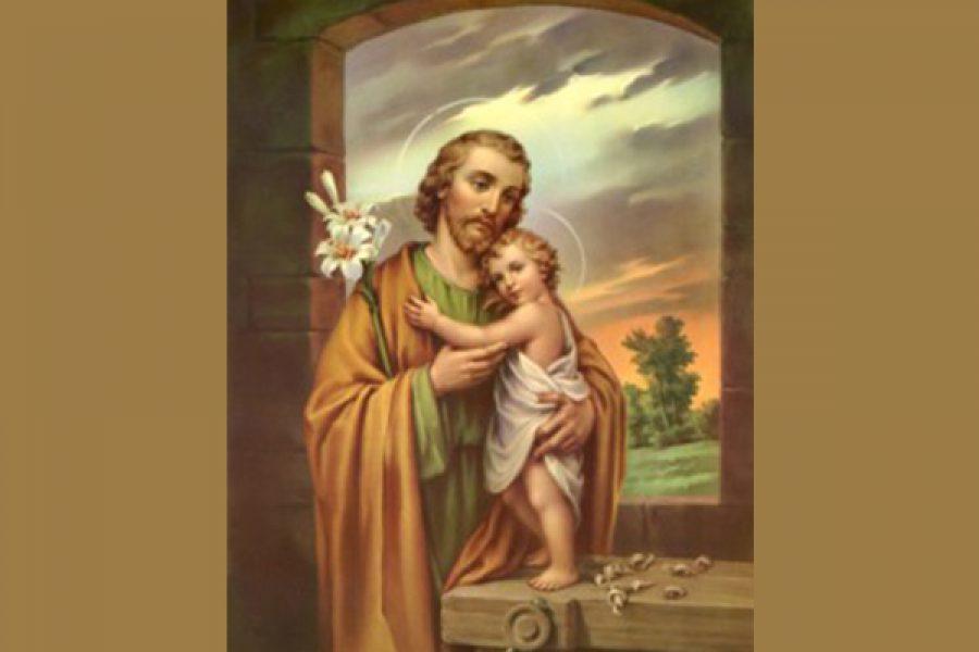 S.Giuseppe: esempio e maestro di silenzio, di giustizia e di robustezza interiore