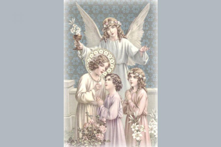 Gli effetti della Comunione spirituale - Se non sono ad un livello alto, cosa dirò ai santi quando li incontrerò?