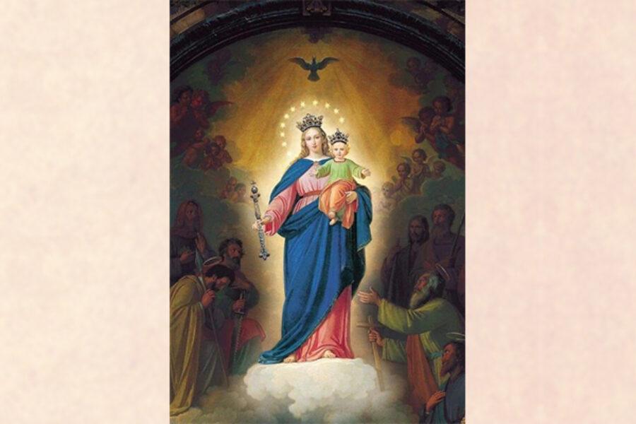 Preghiera a Maria Ausiliatrice composta da San Giovanni Bosco