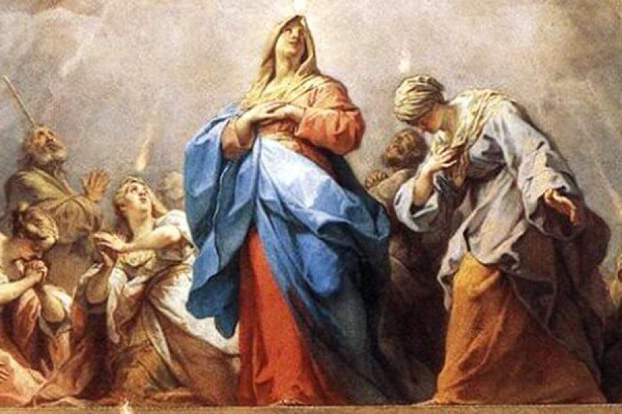 Pentecoste - L'amore è osservanza dei comandamenti