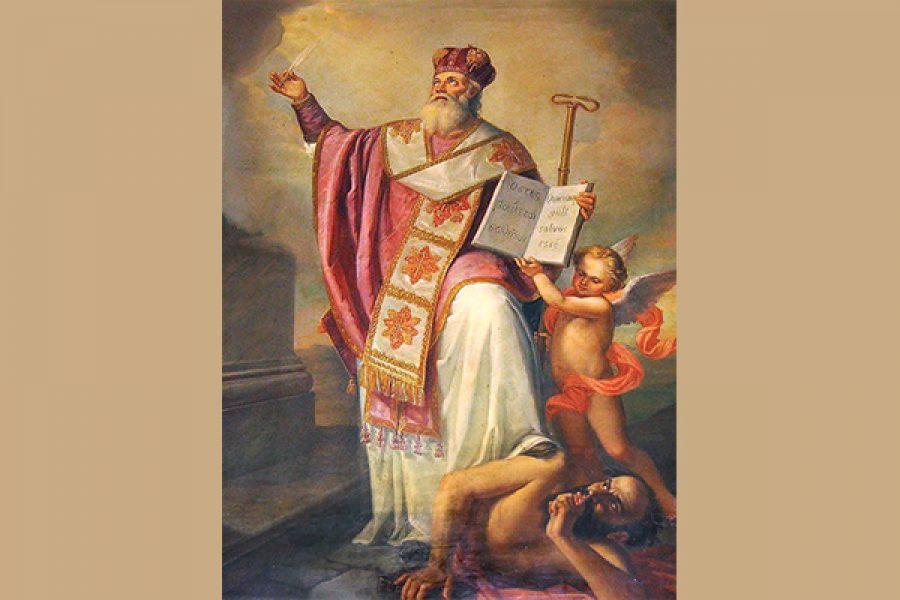 Non ci sono compromessi tra la luce e le tenebre - S.Atanasio