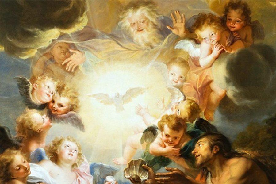 Lasciarsi raggiungere dalla novità di Dio