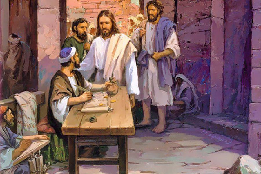 La Misericordia di Dio: riconoscersi malati e lasciarsi guarire da Gesù Medico Divino
