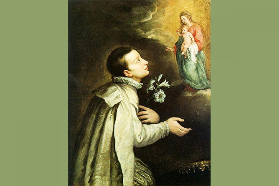 S.Luigi Gonzaga - Giustizia e Verità vanno di pari passo con la Carità