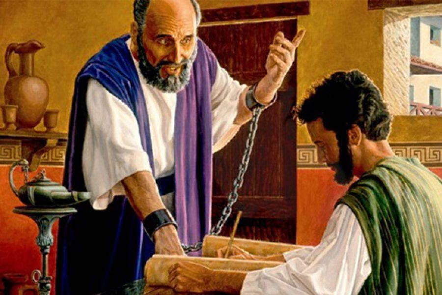 """""""Non vergognarti dunque di dare testimonianza al Signore"""" - La nostra forza è solo nell'Eucarestia"""