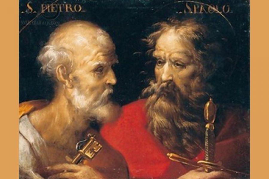 SS Pietro e Paolo - La libertà di essere sé stessi