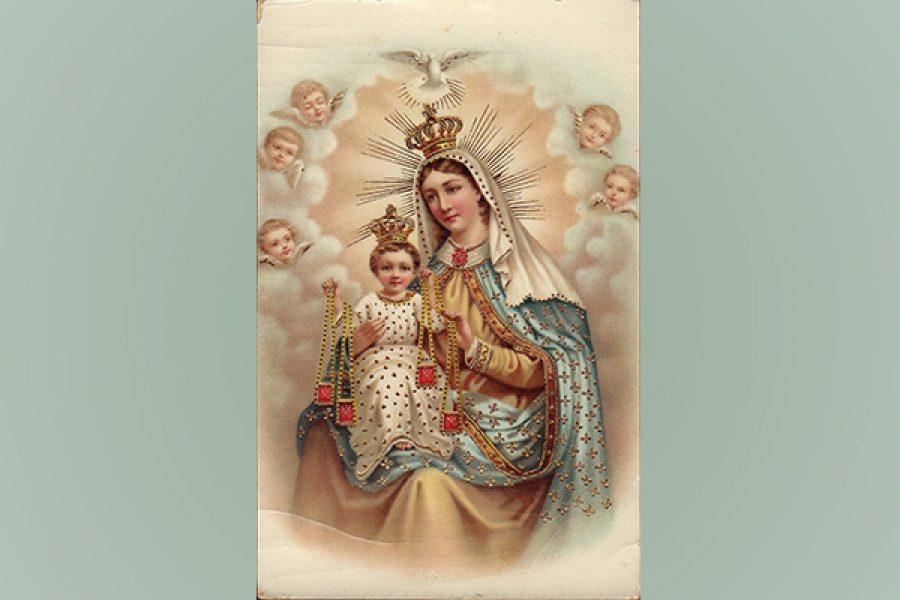 16 luglio 2018 - Video della S.Messa nella solennità della Beata Vergine Maria del monte Carmelo