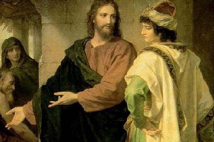 La certezza non sta nelle ricchezze: l'unica sicurezza è Dio