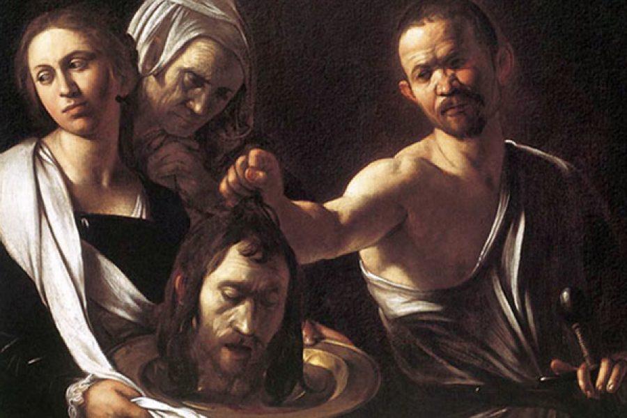 Martirio di S.Giovanni Battista
