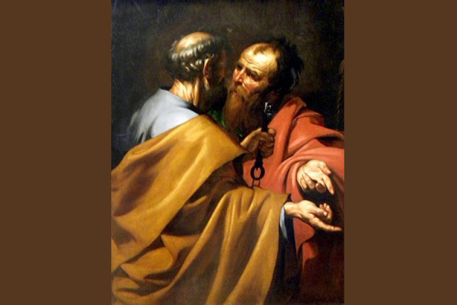 L'inganno della falsa umiltà - Primo giorno del Triduo in preparazione alla Solennità di S.Teresa di Gesù.