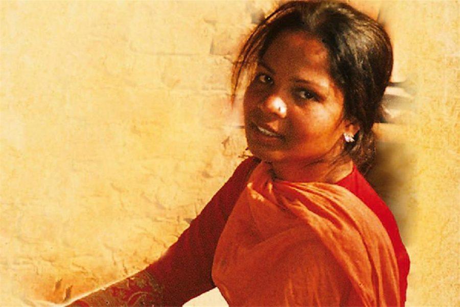 I confessori della fede sparsi nel mondo ci spingono a dire il nostro Grazie a Dio - Asia Bibi