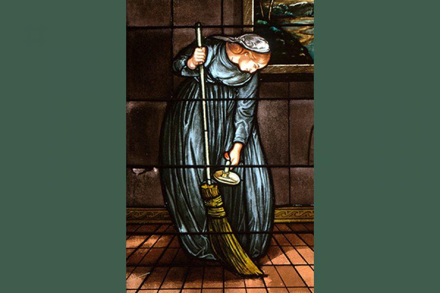 Dio ha cura di tutti soprattutto di coloro che sono perduti - S.Elisabetta della Trinità