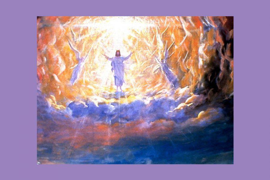 """""""Il cielo e la terra passeranno, ma le mie parole non passeranno"""""""