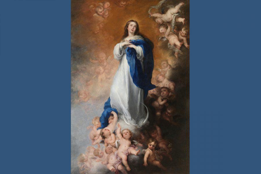 """""""Maria è il Paradiso di Dio"""""""