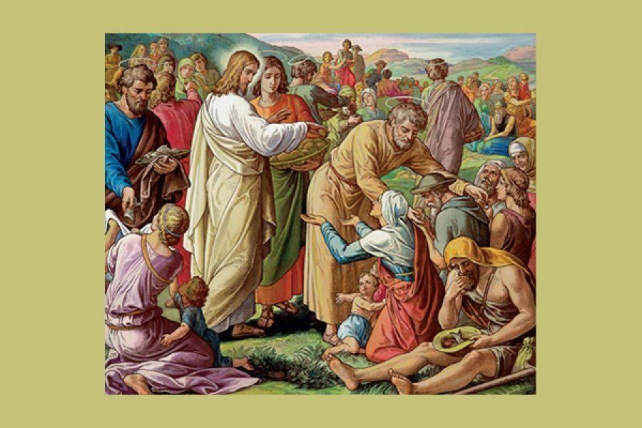 La compassione di Gesù di fronte al nostro dolore - La carità preveniente