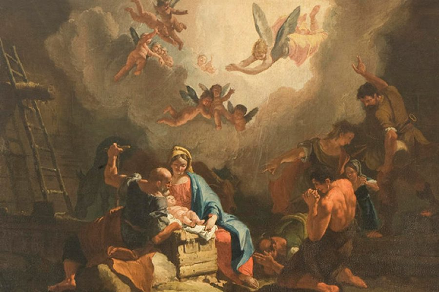 Il Regalo più grande: Dio che si fa uomo