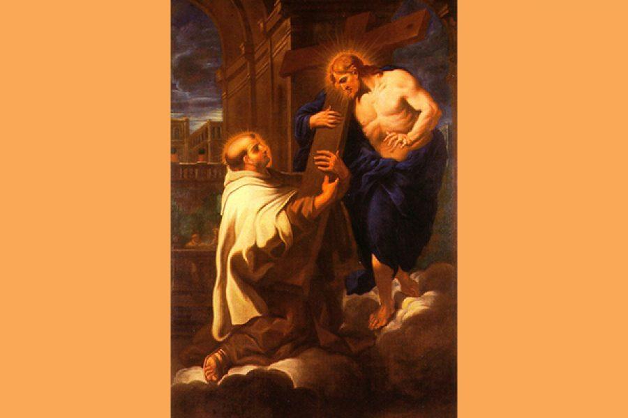 S.Giovanni della Croce - L'ansia di amore: l'amore ardente di voler imitare Gesù in tutto