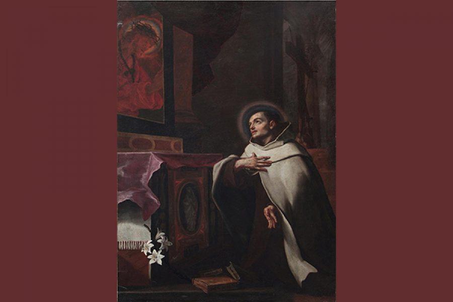 S.Giovanni della Croce - Rinunciare a qualunque piacere che non sia puramente a onore e gloria di Dio