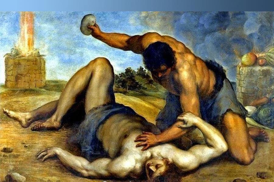"""Caino e Abele: il """"discernimento"""" che viene dal maligno contro l'obbedienza al comandamento"""