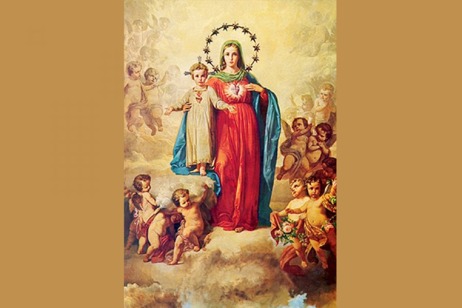 Cuore Immacolato di Maria: il luogo del rifugio e del discernimento per la famiglia