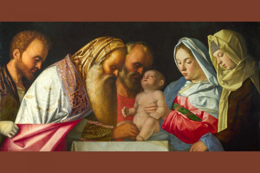 La Purificazione di Maria Santissima e la Presentazione di Gesù al tempio