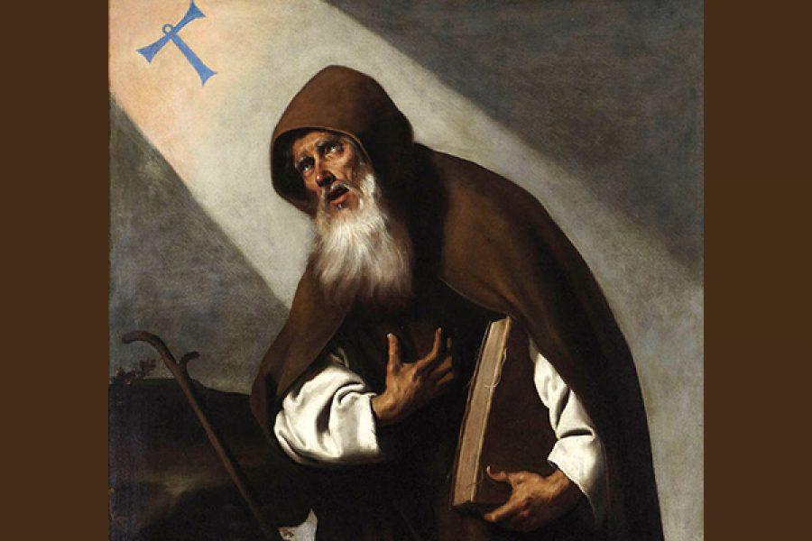S. Antonio Abate, fondatore del monachesimo, uomo di solitudine, penitenza e di lotta contro il demonio
