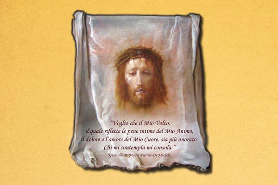 5 marzo 2019 - A Monza, Festa del Santo Volto di Gesù