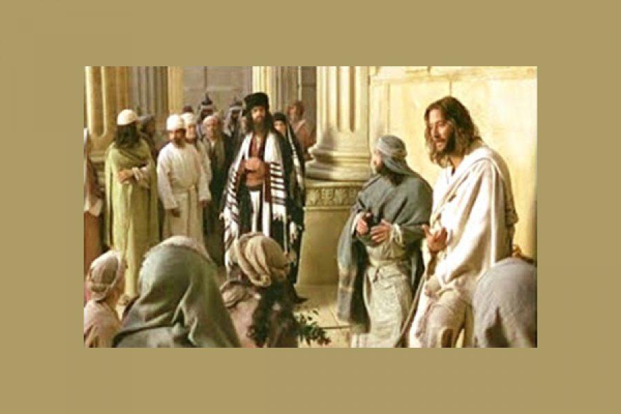 L'intimità amorosa con Dio in opposizione all'ipocrisia del legalismo