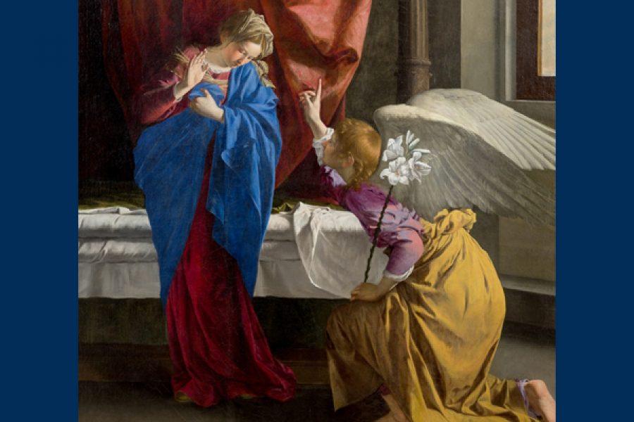 Annunciazione: il rispetto e la delicatezza di Dio