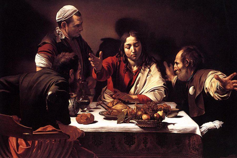 La sola Scrittura non basta: è l'Eucarestia che ci fa riconoscere Gesù