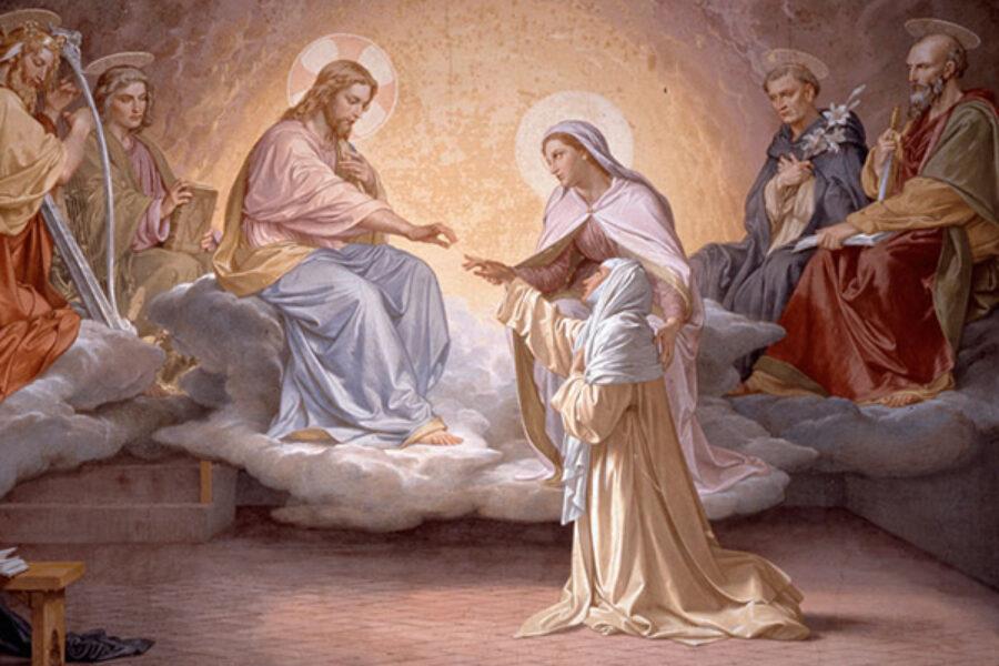 La tentazione dell'impurità, la purezza, il libero arbitrio: l'insegnamento di S.Caterina da Siena
