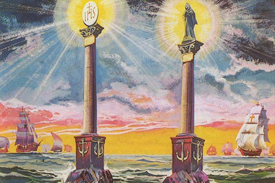 Devozione alla Madonna e a Gesù sacramentato: i due pilastri della santità