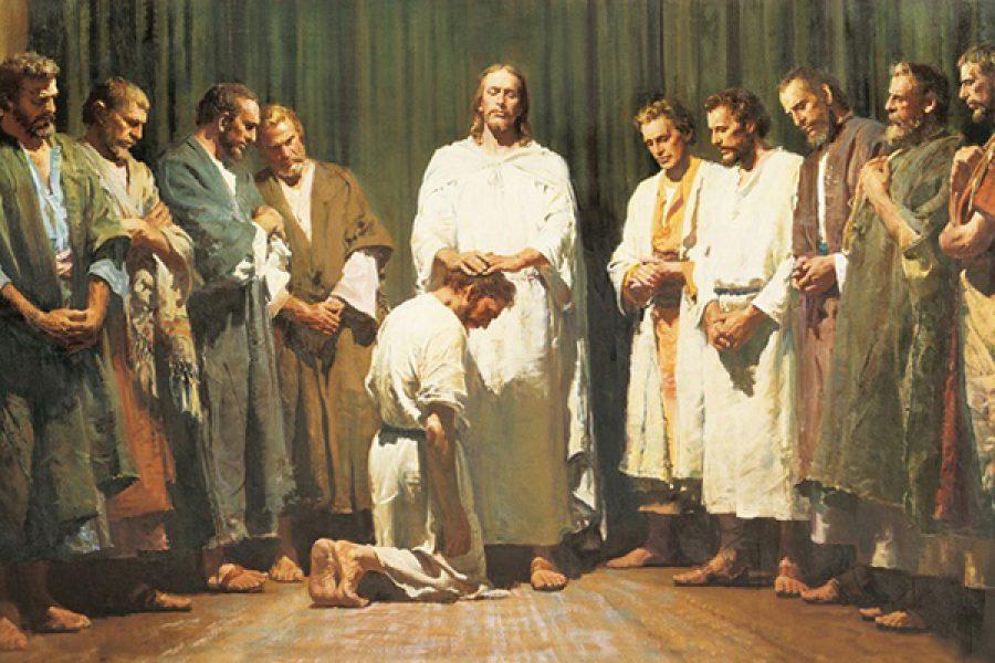 Il primato di Dio - Preghiera e predicazione: il vero compito di un apostolo
