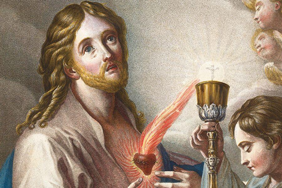Storia e significato del culto al Cuore Eucaristico di Gesù