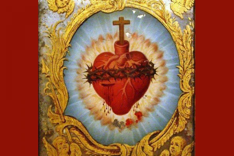 Atto di riparazione al Sacratissimo Cuore di Gesù