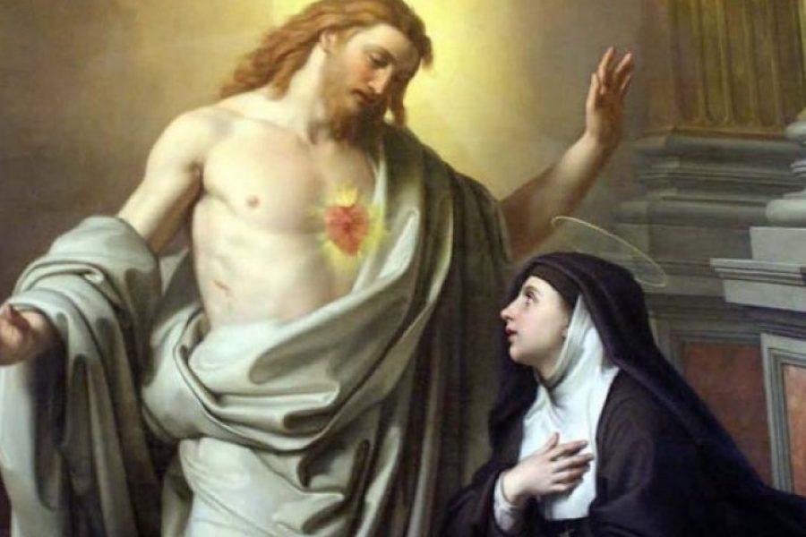 Il Sacro Cuore desidera da noi la santità: fare la volontà del Padre