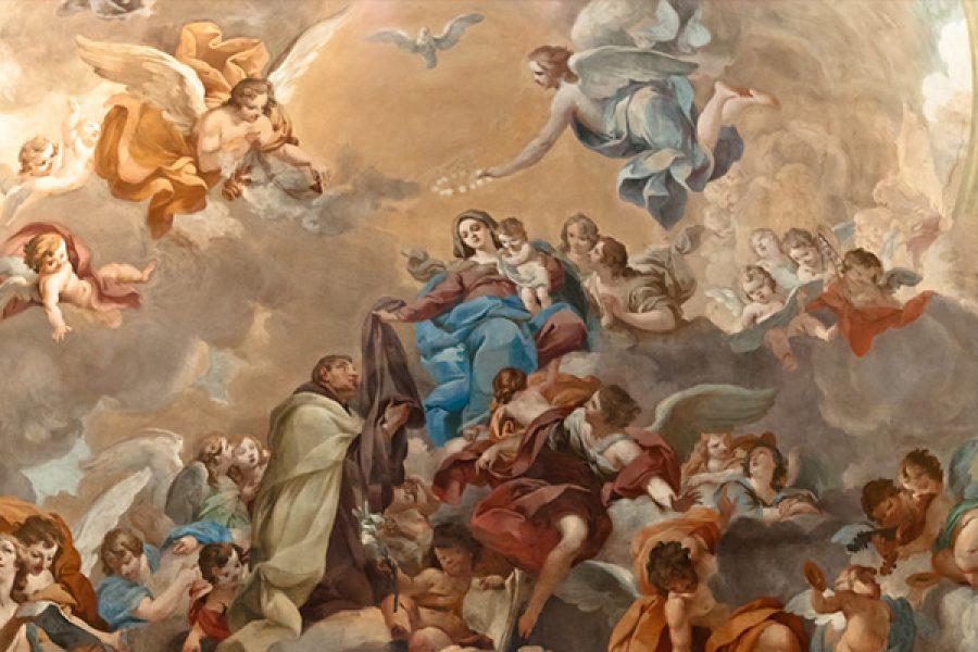 Il Santo Scapolare Sacramento di Maria