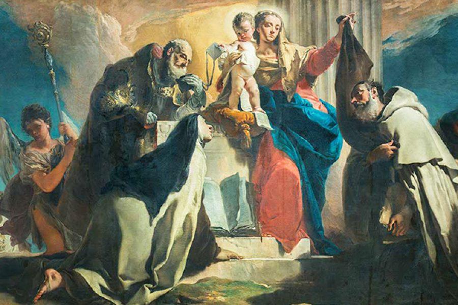 La festa della Madonna del Carmine - origini e storia