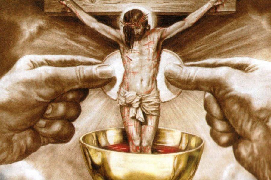 Il Preziosissimo Sangue, sovrabbondanza dell'Amore
