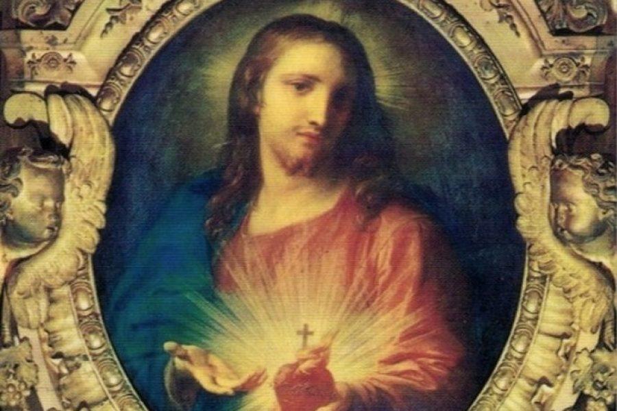 Il Sacro Cuore di Gesù, l'Amore che non si risparmia