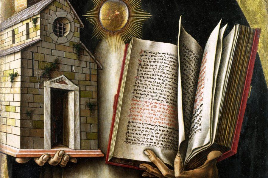 Preghiera di san Tommaso d'Aquino prima dello studio o della lettura