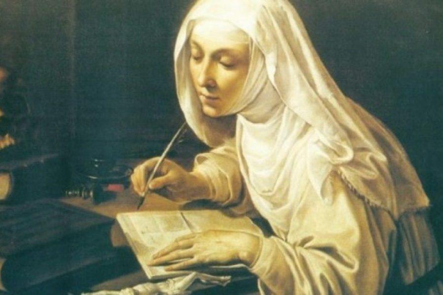 Santa Caterina da Siena ci insegna ad obbedire alla Chiesa: conoscere la dottrina per amare Cristo