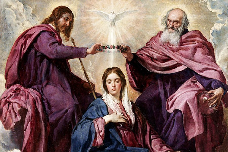 La festa di Maria Regina