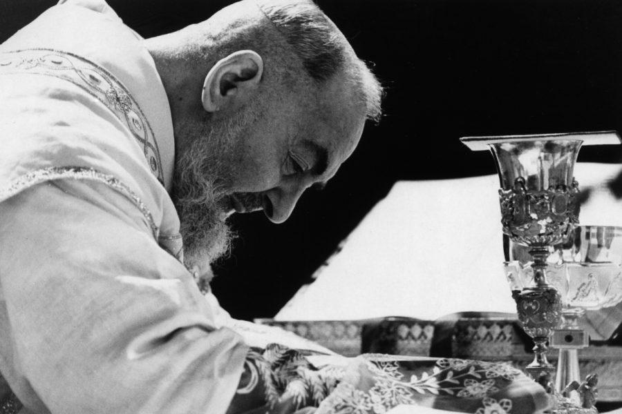 5 agosto 1918: La transverberazione di San Pio da Pietrelcina