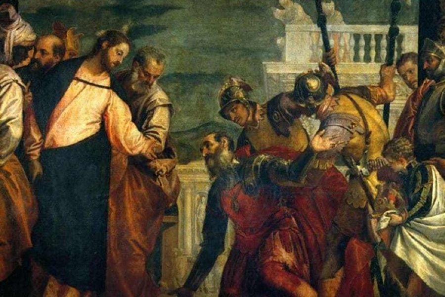 Omelia: La fede produce la coscienza della nostra indegnità